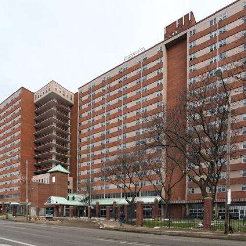 Riverview Tower Ohio City