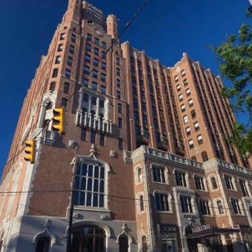 Tudor Arms Hotel Cleveland, OH